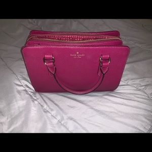 Kate spade purse and matching wristlet